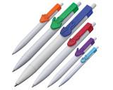 Kugelschreiber mit Clip Hände 2D